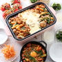 【動画あり】トッポギ入りチーズタッカルビと韓国料理の日