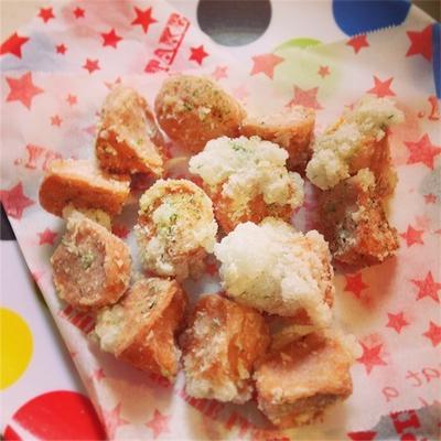 ギョニソ磯辺☆★駄菓子的B級ウマおつまみ***6歳児好み食週間