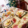 忘年会ランチはポットラック♪ Cooking lunch party in Dec.