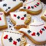 アリス♪トランプ柄アイシングクッキー