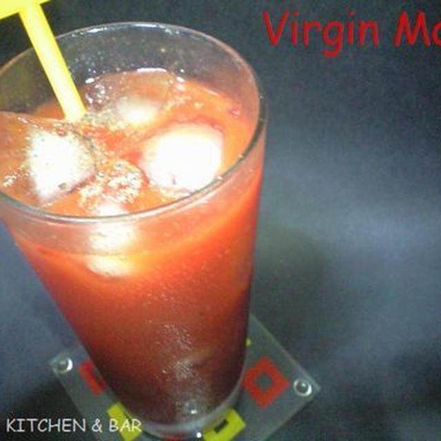 カクテルレシピ:バージンメアリー -Virgin Mary-