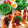 タイの焼き鳥!鶏もも肉でガイヤーン