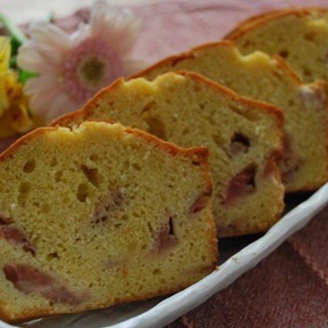 365日レシピ「いちごのパウンドケーキ」(1/5)