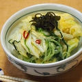 エコレシピ♡ポリ袋で簡単!白菜の浅漬け by とまとママさん