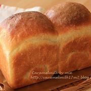イギリス食パン(白神こだま酵母)