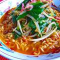韓国の人気インスタント麺!辛ラーメンレシピ5選