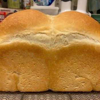 安定の山食パン♪