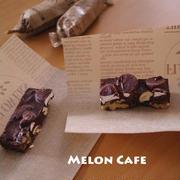 混ぜて固めて簡単チョコレートバー☆バレンタインや友チョコに、いつものおやつに♪