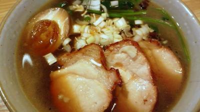 野郎飯流・チャーシュー麺