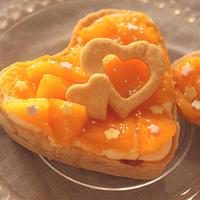 ☆★☆マンゴー・クリームチーズのアイスタルト☆★☆