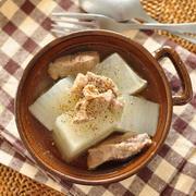 ≪レシピ:洋風◎牛大根煮込み≫と、昨日は栗ごはんや牛串カツで晩ごはん
