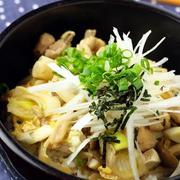 """「めんつゆで簡単&めちゃ旨♪親子丼 """"ふわとろ卵のコツ""""」"""