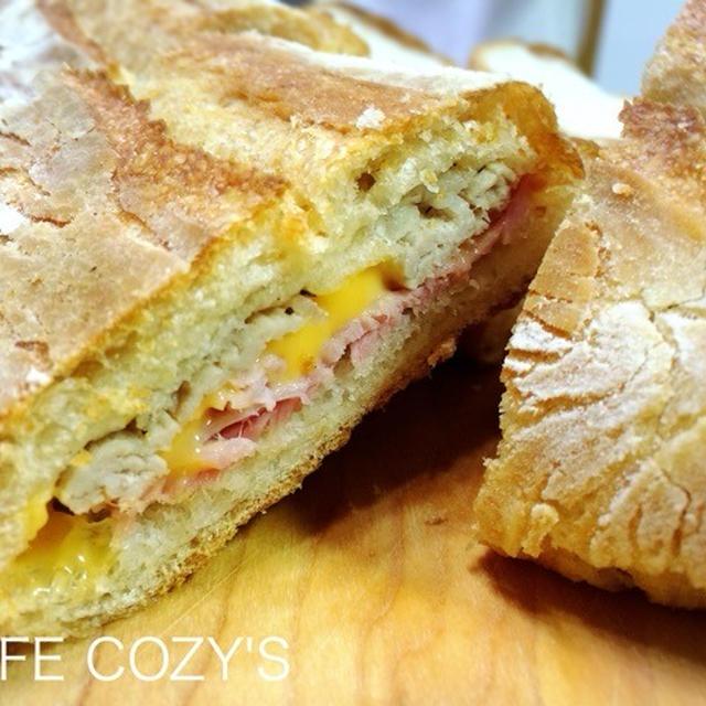 ♪Lecipi  『Cuban Sandwich ~お手軽Ver.)