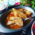 穏やかなお天気❤️と、じっくり煮込んだほろほろ豚スペアリブのスープカレー♪