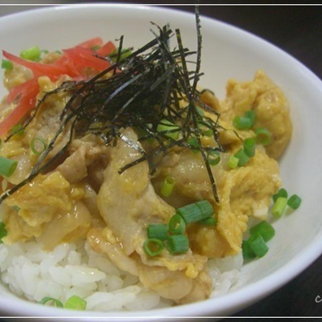 簡単★ぶっ玉丼(豚玉丼)〚レシピ〛