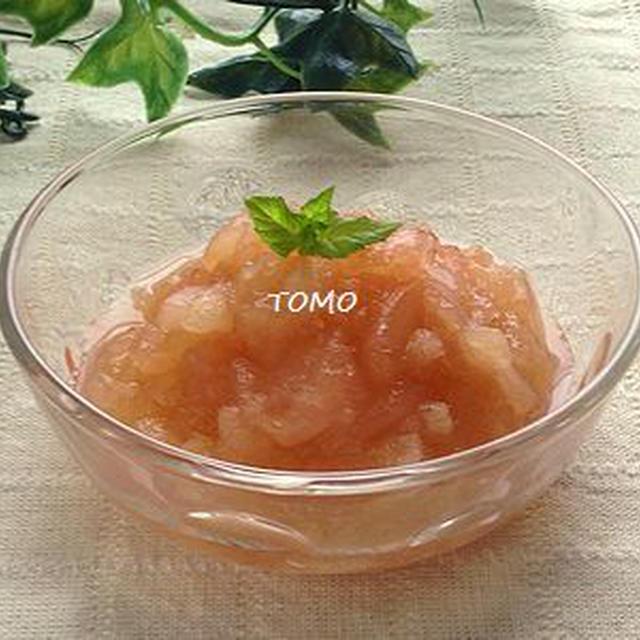 養命酒製造 家醸本みりん de 紅玉リンゴの甘煮