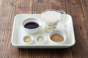 材料(作りやすい分量・約7食分) <br><br>豆乳(無調整)…200ml<br>にんにくのすりお...
