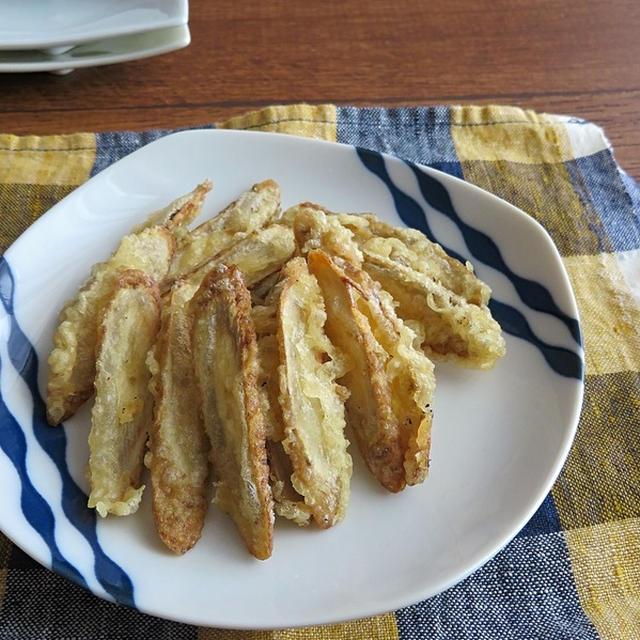 サクッと美味しい♪ごぼうの天ぷら☆お弁当やおつまみに◎