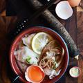 簡単 7分で中華屋さんランチごっこ 辛水餃子 春夏ごぼう入りで美味しいアルヨー by 青山 金魚さん