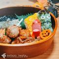 【ハロウィン】お弁当のおかずに♪ 簡単「タコさんウインナーおばけ」の作り方 by kotoriさん