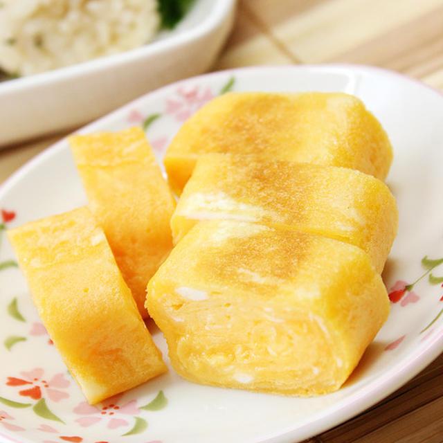 濃い味シンプル卵焼き