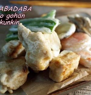 まるで鶏の天ぷら!高野豆腐の天ぷらと天丼弁当