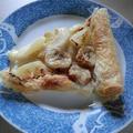洋ナシとバナナのフルーツタルト by CatherineSさん