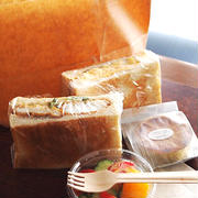 サンドイッチ・・お弁当&幸せ小包便にゃ♪