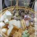 土鍋とルクルーゼのお鍋でおでん to ストウブで炊き込みご飯♪
