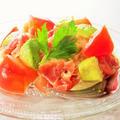[アレンジそうめんレシピ]簡単7分♪トマト×アボカド×生ハムの冷製そうめん/夏休みのランチにも