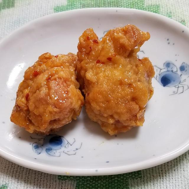 定番の味✿鶏の唐揚げ