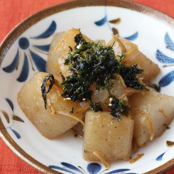 《時短レシピ》こんにゃくのカリカリ生姜炒め