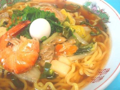 ラーメン大好き♡ 八宝菜 から 広東麺 に変身!