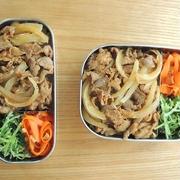 豚焼き肉のタレ炒め弁当