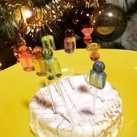 プレジデントカマンベールチーズでおうちクリスマス