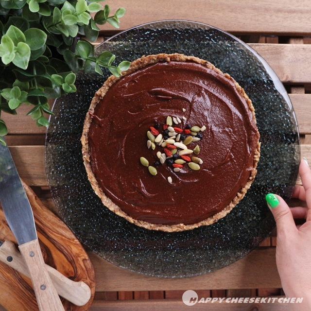 罪悪感のないチョコーレートケーキ