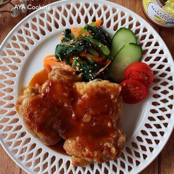 【鶏肉レシピ】素直な感想と、東北展と鶏もも肉のレモンマーマーレード照り焼き