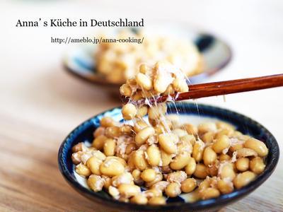 海外で納豆づくり大成功!納豆菌と大学院時代の思い出。オーガニック大豆で手作り納豆。