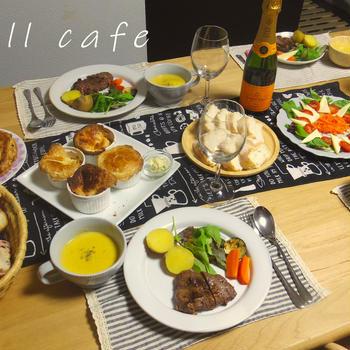 祝☆7回目の入籍祝い おうちディナー