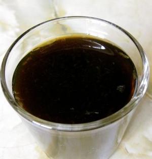 手抜きで簡単手作りポン酢。