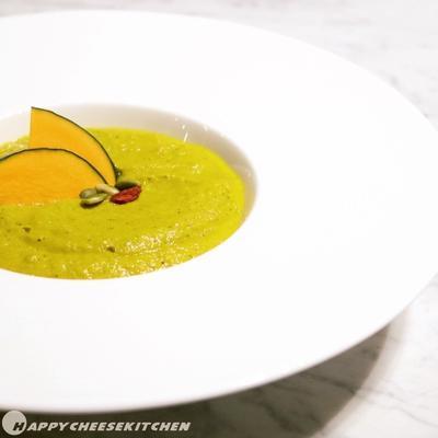 Rawかぼちゃスープ