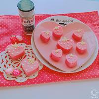 バレンタイン♡いちごショコラ♡カルダモンの香り