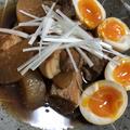 【電気圧力鍋レシピ】豚肩ロースで角煮を作って見た!かたまり肉でも柔らかくなって美味しい!程よく脂があるとバラ肉に匹敵する