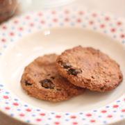 グルテンフリー&デイリーフリークッキー☆オートミールとキヌアのクッキー