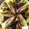 秋刀魚のオイル焼き