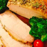 キレイを作る食卓〜ローズマリーポーク(ハウスのスパイスでお料理上手♪)〜