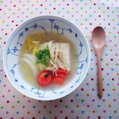 定番の湯豆腐には飽きちゃった…なら試してほしい!アレンジレシピ5選