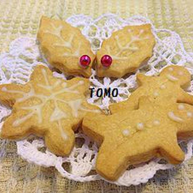 クリスマスに♪スパイスクッキー