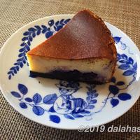 【レシピ】オレオチーズケーキ しっとりチーズケーキにマッチするチョコレートビスケット土台