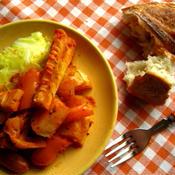 春野菜のラタトゥイユ